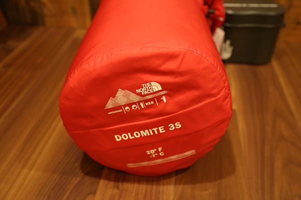 Supreme North Face dlomite Sleeping Bag